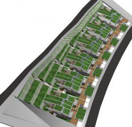 Arquitectos. Urbanización Proyecto Acciona Nueva Tafira.