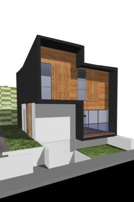 Proyecto de edificación Nueva Tafira M8